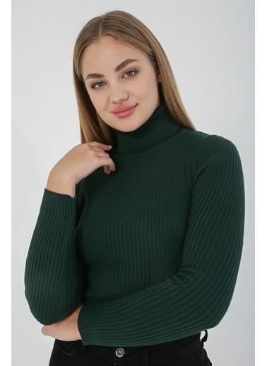 Fashion Friends Kazak Yeşil